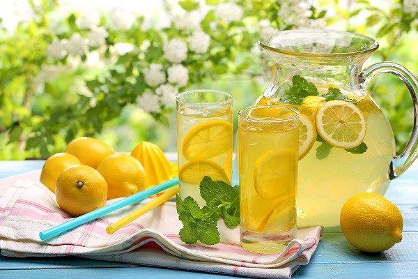 8 кращих лимонадів в літню спеку