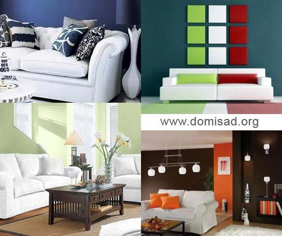 Білі меблі в дизайні вітальні, спальні, кухні, дитячої та ванної кімнат.