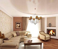 Дизайн вітальні кімнати - поради по плануванню і фото.