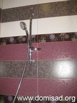 Дизайн плитки для ванної, як придумати і втілити - відгук читача.