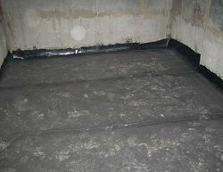 Гідроізоляція бетонної підлоги