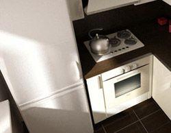 Холодильник і газова плита поруч, чи можуть виникнути поломки?