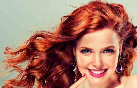 Змінити колір волосся - просто!