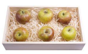Як продовжити термін зберігання яблук?