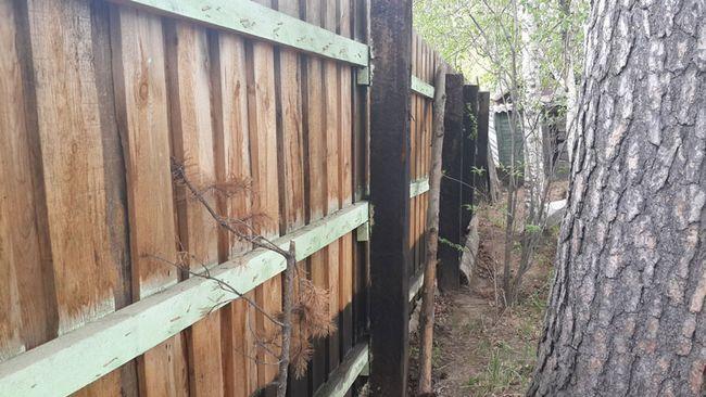 як зробити паркан