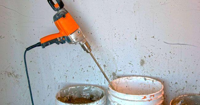 Як приготувати шпаклівку своїми руками і шпаклювати стіни правильно