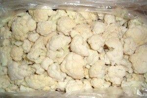 Як заморозити капусту кольорову в морозилці на зиму правильно: рецепти і способи