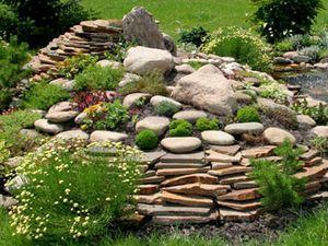 Камені для альпійської гірки