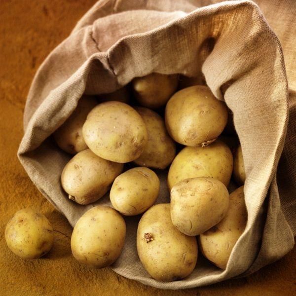 Фото картоплі сорту Вінета