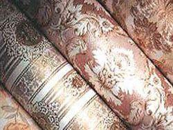 Металеві шпалери в рулонах