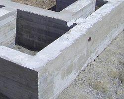 Бетон монолітний для фундаменту будинку