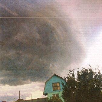 Народні прикмети і прогнози погоди