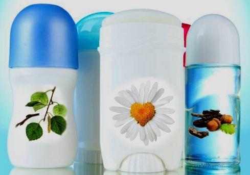 Засоби від запаху поту
