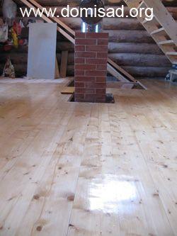 Недорогий дерев`яна підлога своїми руками - поради наших читачів.