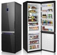 Огляд холодильника samsung rl 55 vtebg, відгуки покупців.