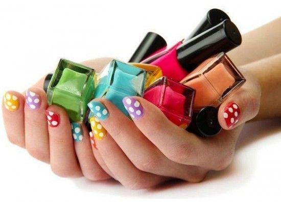 Види лаків для нігтів