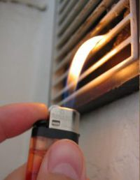 Погана вентиляція в квартирі і її установка своїми руками.