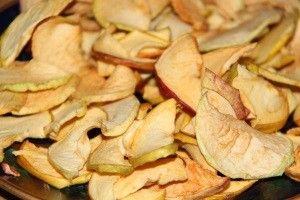 Підготовка яблук: як мити і різати яблука для сушки?