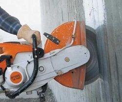 Поетапна алмазна різання бетону, види інструментів, переваги.
