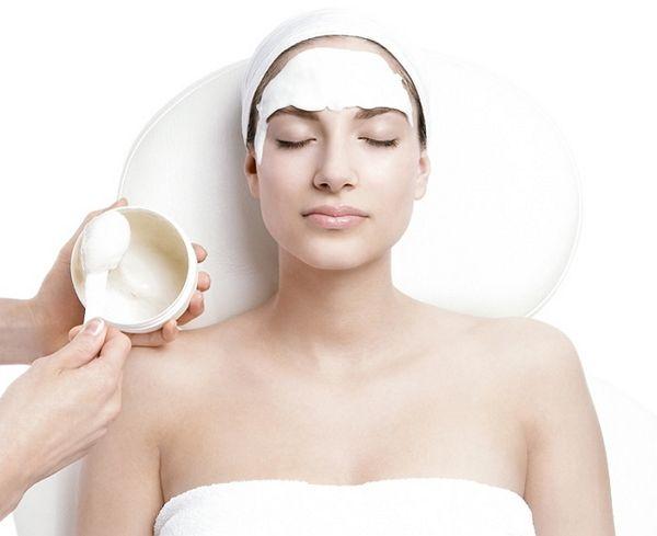 Застосування альгинатной маски для обличчя