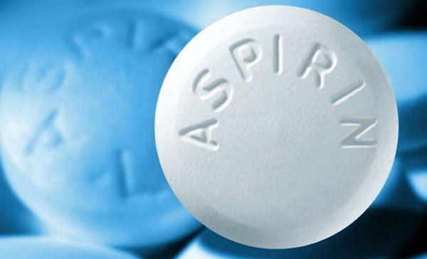 Застосування аспірину від прищів