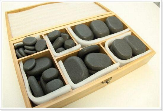 Камені для масажу