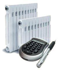 Розрахунок системи водяного опалення приватного будинку.