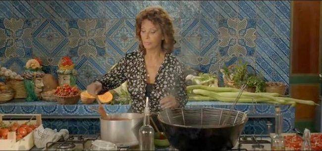 Рецепт зірки: спагетті від софи лорен