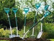 Садовий інвентар: гардена