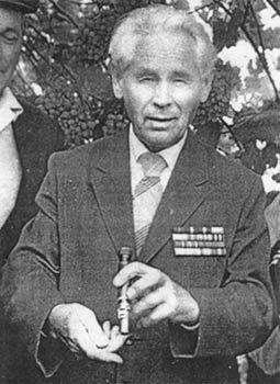 Шатилов федір іванович - біля витоків сибірського виноградарства, сторінки біографії