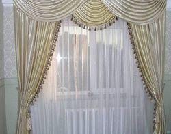 Сучасний дизайн штор для залу - корисні поради та фото.