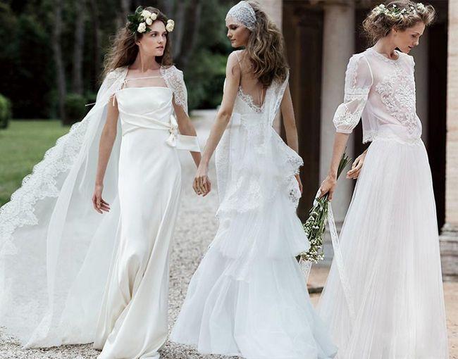 Весільна мода: 83 дизайнерських ідеї суконь і взуття