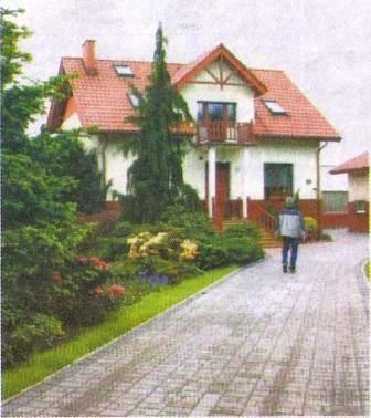 Тротуарна плитка, її укладання в саду, догляд за тротуарною плиткою