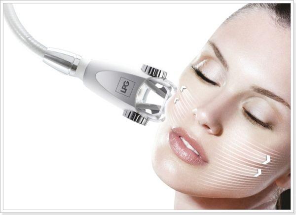 lpg масаж обличчя