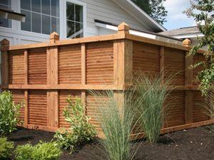 дерев`яні паркани
