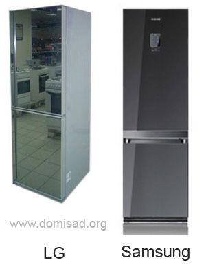 Дзеркальний холодильник - переваги і недоліки.